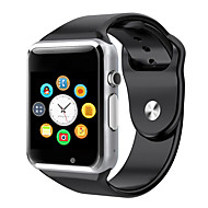 a1 armbåndsur bluetooth smart watch sport skridttæller med sim kamera smartwatch til android smartphone