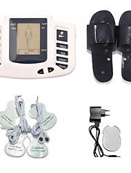 Fullbody Massør Elektrisk Vibrering AkupunkturHold Varm Hjelp til å miste vekt Etter Fødsel Avslapping Lindrer Ansiktskviser Lindrer