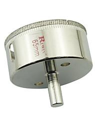 rewin szerszám ötvözött acél üveg lyukak nyitó lyuk mérete 65mm-2db / doboz