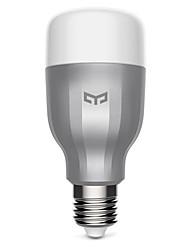 originais Xiaomi yeelight lâmpada LED Wi-Fi inteligente temperatura controle remoto lâmpada romântico colorido