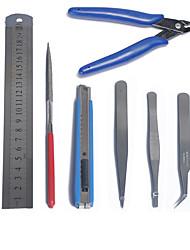 outil de modèle gundam défini kit d'outils modèle d'entrée de tamiya kit outil de production essentiel novice