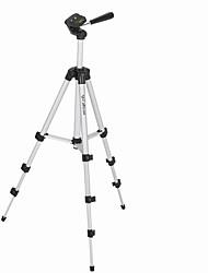 zwarte camera statief photography vier sectie aluminiumlegering stents camera digitale SLR camera statief