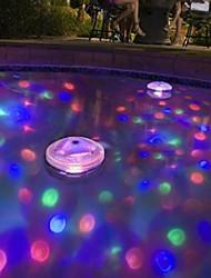 brelong geleid badkuip licht babybadkamer badkuip kleurrijke tl-onderwaterverlichting zwembad licht (dc4.5)