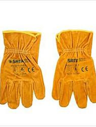 Shida luva xl todas as luvas de couro proteção industrial luvas de trabalho