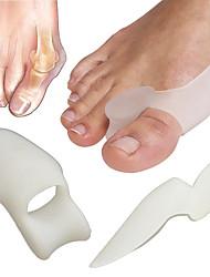 1pár lábápolás lábujj elválasztó nagylábujj csont bütyök pajzs deformitás sín szóró védő korrektor