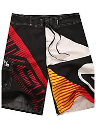 Heren Slips, shorts en broeken Print