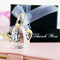כלה שושבינה נערת פרחים נושא טבעת קריסטל פריטי קריסטל חתונה יום הולדת
