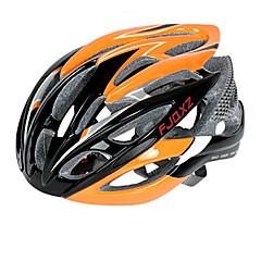 FJQXZ Mulheres Homens Unisexo Moto Capacete 26 Aberturas Ciclismo Ciclismo de Estrada Ciclismo Tamanho Único PC EPS