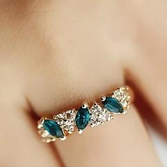 Naisten Tyylikkäät sormukset pukukorut Metalliseos Korut Käyttötarkoitus Party Päivittäin Kausaliteetti