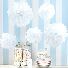 Parelpapier Wedding Decorations-4piece / Set Lente Zomer Herfst Winter