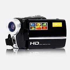 Видеокамера - 5,0 Мегапиксельная КМОП-структура - 2,8 дюйма - Экран - 12x - Выход видео/720P/HD/Анти-шоковая защита