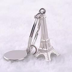 Alliage de zinc Porte-clés Favors-1 Piece / Set Porte-clés Non personnalisé Argent