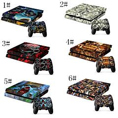 Laukut, kotelot ja suojukset DF-0161 Uutuudet - PS4/Sony PS4 - PS4/Sony PS4 - Polykarbonaatti/Muovi