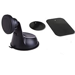 Telefonholderstativ Bil Vindskærm Magnetisk Plastik for Mobiltelefon