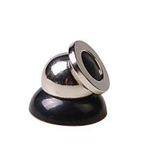 ziqiao 360 fokban elforgatható mini telefon autós tartót mágnes műszerfal telefon tartó iPhone Samsung okostelefon GPS