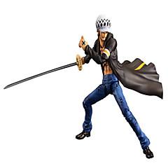 Anime de acțiune Figurile Inspirat de One Piece Trafalgar Law CM Model de Jucarii păpușă de jucărie