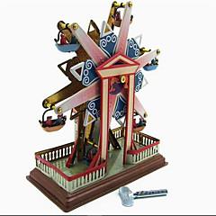 Toy Novelty / apaziguadores do stress / Puzzle brinquedo / Brinquedos de Corda Toy Novelty / /Circular / Moinho de vento / edifícios