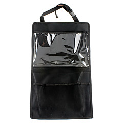 esteiras pontapé organizador assento tela sensível ao toque de armazenamento de bolso ipad titular viajar de volta