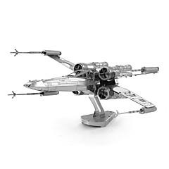 Puzzles 3D - Puzzle Bausteine Spielzeug zum Selbermachen 1 Metall Silber Neuheiten & Gag-Spielsachen