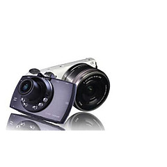 480p 848 x 480 HD 1280 x 720 Full HD 1920 x 1080 Car DVR 4.3 palce Obrazovka Dash Cam