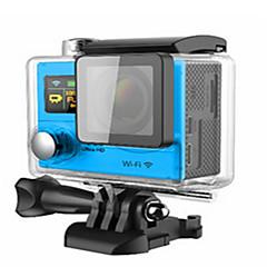 מצלמה בסגנון / מצלמת פעולה 20MP 4608 x 3456 WIFI ניתן להתאמה Wireless זויית רחבה 30fps No ± 2EV No CMOS 32 GB H.264צילום(סינגל שוט) מצב
