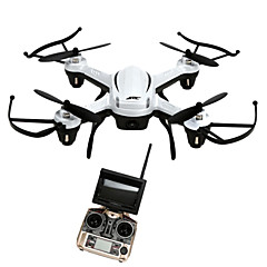 Drone JJRC H32GH 4CH 6 Eixos Com Câmera HD de 2.0MP Iluminação De LED Retorno Com 1 Botão Auto-Decolagem Seguro Contra Falhas Modo
