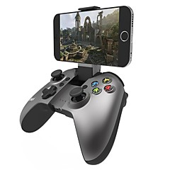 Controladores / Cabos e Adaptadores-IpegaRecarregável / Bluetooth- deABS / Plástico-Bluetooth- paraPC