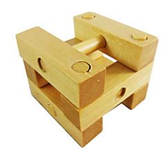 Kong Ming Lock- Spielzeuge Holz 5 bis 7 Jahre 8 bis 13 Jahre 14 Jahre & mehr