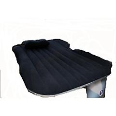 Colchão de carro Casal (L200 cm x C200 cm)(cm)Flocado Prova-de-Água Portátil Confortável Inflável