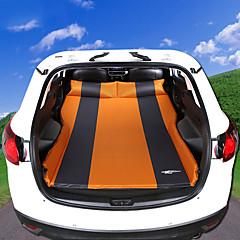 Colchão de carro Casal (L200 cm x C200 cm)(cm)PVC Portátil Inflável Ajustável