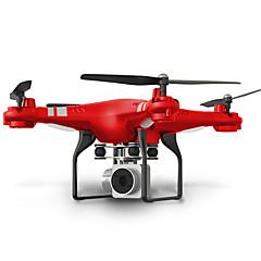 Drone HR SH5 4CH 6 Eixos Com Câmera HD de 720PFPV Retorno Com 1 Botão Modo Espelho Inteligente Vôo Invertido 360° Acesso à Gravação em