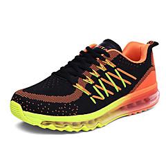נעלי ספורט נעלי טיולי הרים נעלי ריצה בגדי ריקוד גברים נגד החלקה Anti-Shake ריפוד נושם עמיד בפני שחיקה חשמלית בבית הצגה אימון רשת נושמת