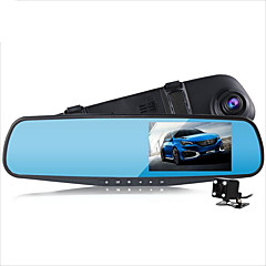 Generalplus (Taiwan) Full HD 1920 x 1080 DVR para Carro 4.3 Polegadas Tela 1024 Câmera Automotiva