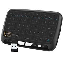 M180 2.4ghz drahtlose Mini-Tastatur mit ganzen Panel Touchpad Maus Combos Fernbedienung für PC Xbox 360 Android TV-Box Computer Laptop