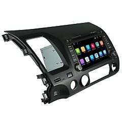 2-дюймовый емкостный сенсорный ЖК-дисплей автомобиля dvd-плеер android 6.0 для honda civic 2006-2011