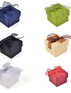 blonder bow papir ring boks