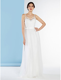 Spaghetti Straps Wedding Dresses Search Lightinthebox
