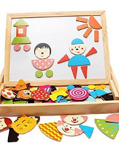 Magnetické hračky Pieces MM Magnetické hračky Vzdělávací hračka exekutivní hračky puzzle Cube za dárky