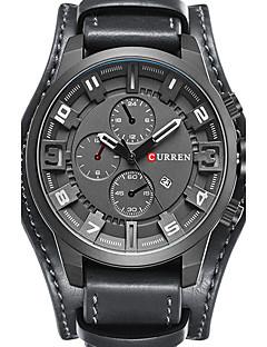 Herren Sportuhr Militäruhr Kleideruhr Modeuhr Armbanduhr Armband-Uhr Einzigartige kreative Uhr Armbanduhren für den Alltag Japanisch