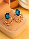 Cristal bijuterii de lux imitație de diamant Auriu Culoare ecran Bijuterii Pentru