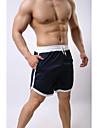 Homme Shorts de Course Sechage rapide Haute respirable (>15,001g) Respirable Pantalon/Surpantalon Cuissard  / Short Bas pour Boxe