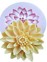 Moule de Cuisson Fleur Pour Gateau Pour Cookie Pour Tarte Silikon Ecologique Haute qualite Bricolage