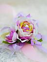 Flori de Nuntă Legat Manual Trandafiri Corsaj de mână Nuntă Petrecere / Seară Bumbac Mătase