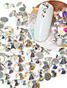 1 bag Manucure De oration strass Perles Maquillage cosmetique Nail Art Design
