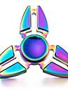 Spinner antistres mână Spinner Jucarii Tri-Spinner MetalPistol EDCStres și anxietate relief Birouri pentru birou Ameliorează ADD, ADHD,