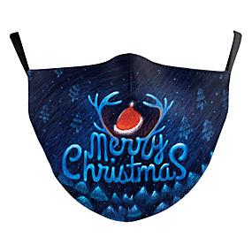 preiswerte -Gesichtsbedeckung Herrn Polyester Einheitsgröße Blau 1pc / pack Erwachsene Anti - UV - Beschichtung Alltag Punk & Gothic Ganzjährig
