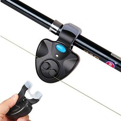 cheap Fishing-Fishing Bite Alarm Detector For Fishing Rod / Portable / Alarm Freshwater Fishing / Carp Fishing / General Fishing 1 pcs pcs / Universal / LED Light