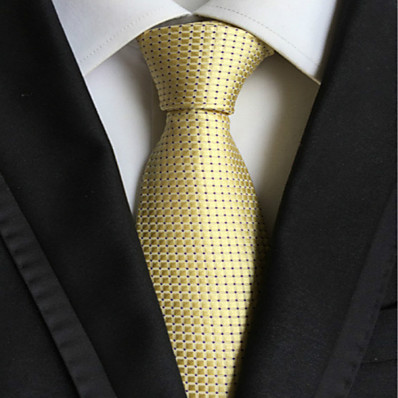 cheap Tuxedos & Suits-Men's Luxury / Grid / Solid Creative Stylish