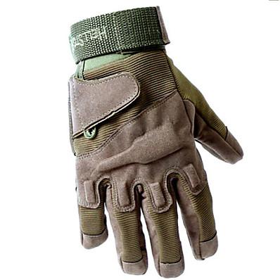 cheap Hunting & Nature-Gloves Terylene for Men's Hunting Black Army Green Khaki