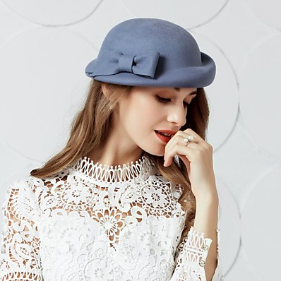 ADOR Wool Hats with 1 Wedding   Party   Evening Headpiece eff042c3aa0